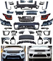 Обвес Range Rover Sport 2014-2017 SVR в 2018+