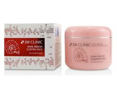 3W Clinic - Ночная увлажняющая маска