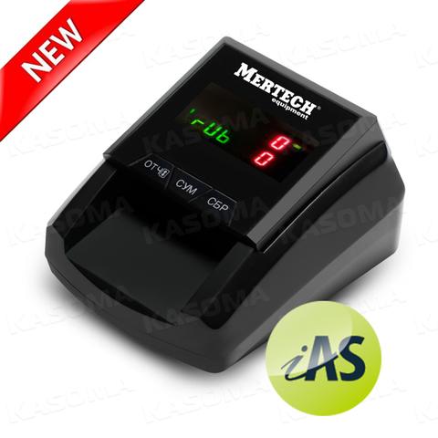 Детектор банкнот Mertech D-20A Flash Pro LED
