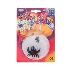 Паутина + 2 паука