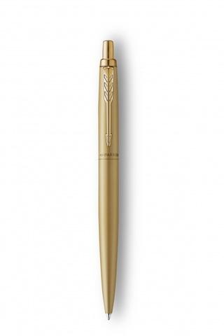 Ручка шариковая Parker Jotter Monochrome XL SE20 Matt Gold123