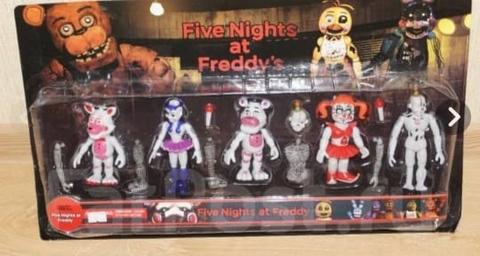 Набор 5 ночей с Фредди
