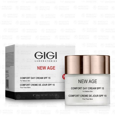 GIGI New Age Comfort Day Cream SPF15