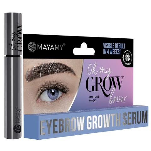 Сыворотка для роста бровей Oh my Grow MAYAMY 4мл