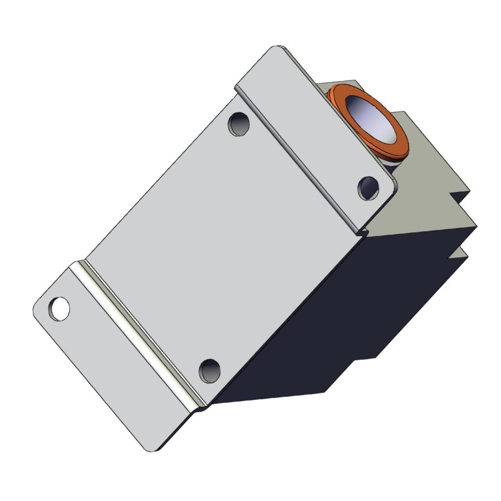 AXT837-13A  Крепежный угольник VQ30