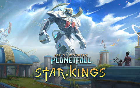 Age of Wonders: Planetfall - Star Kings (для ПК, цифровой ключ)