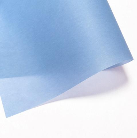 Калька цветная «Небесно-голубая»