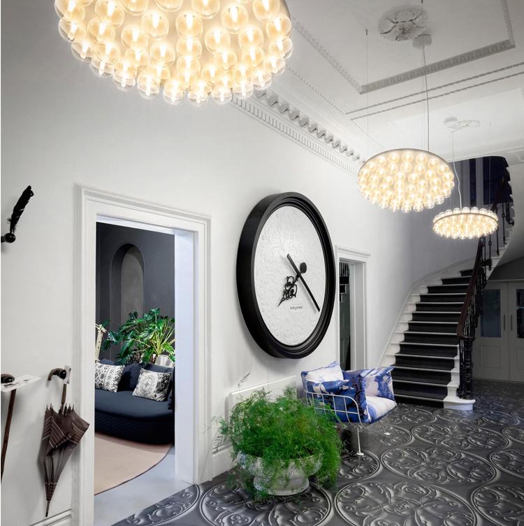 Подвесной светильник копия Prop Light double horizontal by Moooi