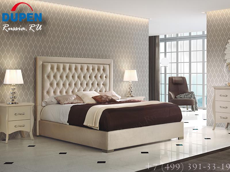 Кровать Dupen (Дюпен) 697 ADAGIO