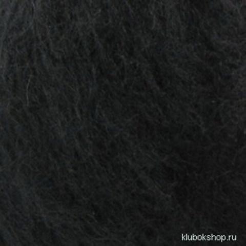 Пряжа Гламурная (Пехорка) 02 Черный, фото