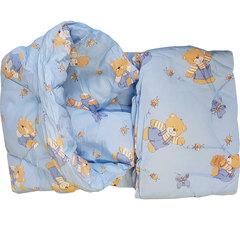 Папитто. Одеяло детское стеганое полушерстяное, 110х140 см вид 5
