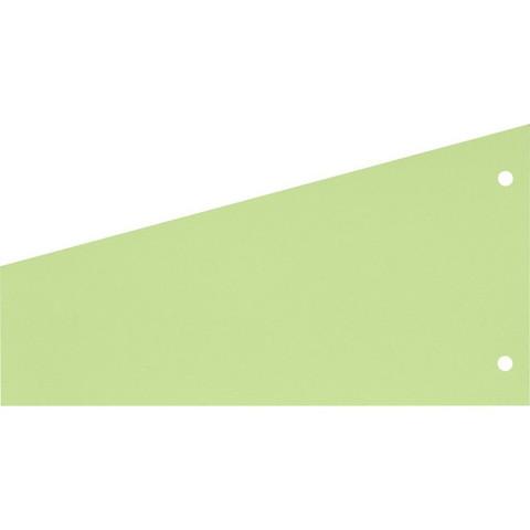 Разделитель листов Attache картонный 100 листов зеленый (230x120 мм)