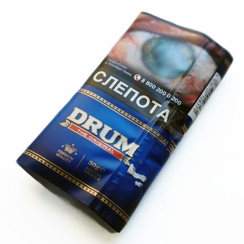 Табак сигаретный Drum Original 30 г