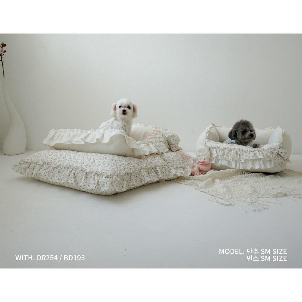 Льняные лежанки для собак