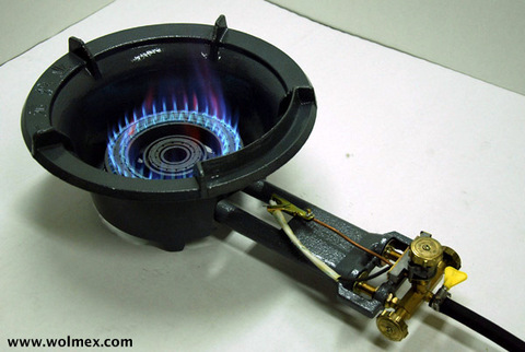 Горелка газовая, Wolmex CGS-25R1, 25кВт