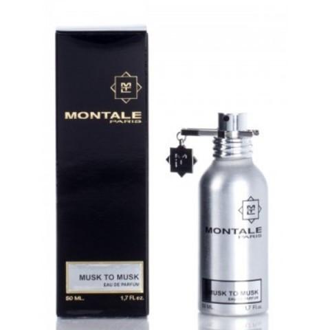Montale: Musk to Musk унисекс парфюмерная вода edp, 20мл