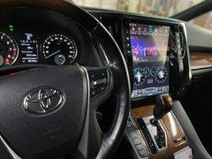 Магнитола для Toyota Alphard/Vellfire (2015+) стиль Tesla Android 9.0 4/32GB IPS DSP модель ZF-1308H-X6