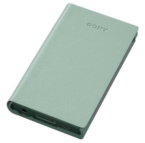 CKS-NWA40G Чехол для Walkman А40, зеленый цвет