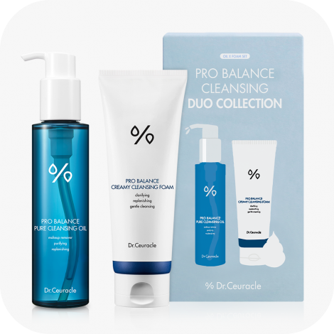 Набор Dr.Ceuracle Pro Balance Cleansing Duo Collection