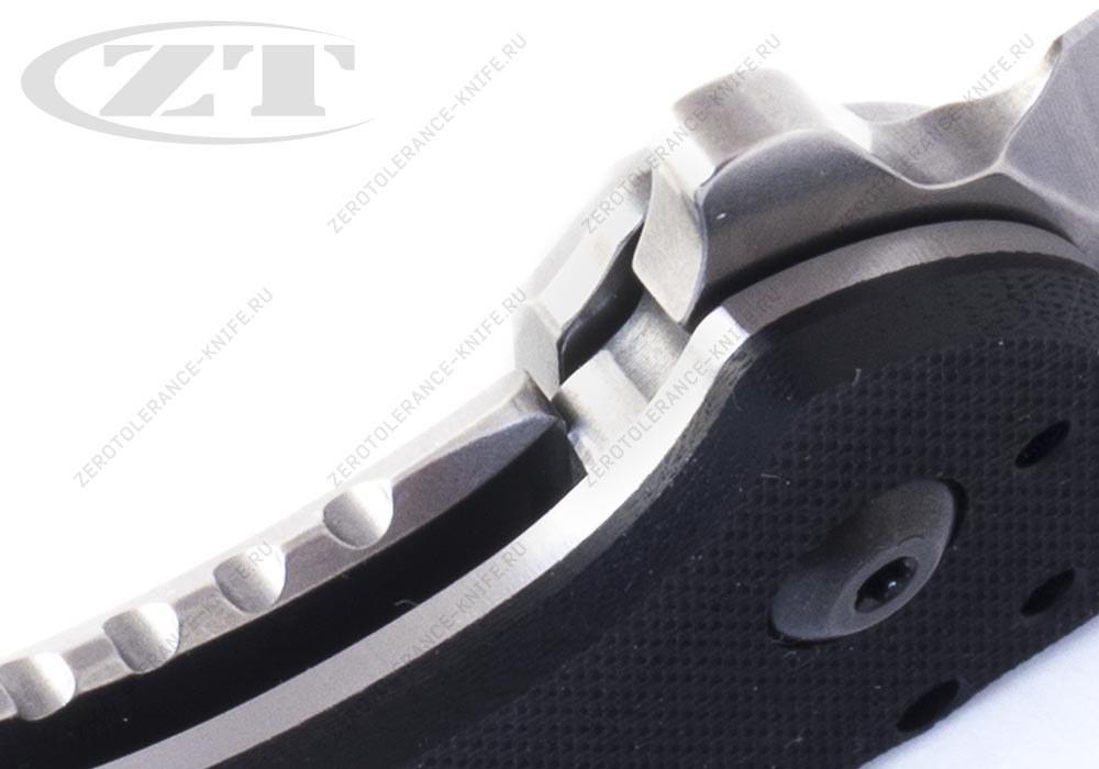 Нож ZERO TOLERANCE 0566 S35VN Hinderer - фотография