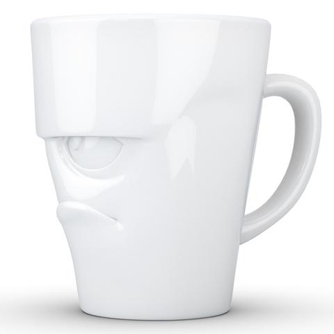 Кружка Tassen Grumpy 350 мл белая