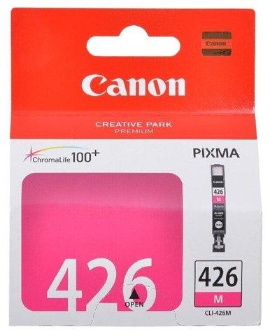 Оригинальный картридж Canon CLI-426M 4558B001 пурпурный
