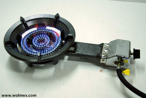 Горелка газовая, Wolmex CGS -  8,5R1, 8,5 кВт
