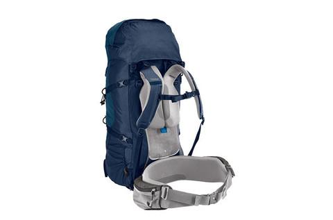 Картинка рюкзак туристический Thule Guidepost 65L Синий - 11