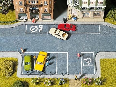 Парковка 20 x 10 cm