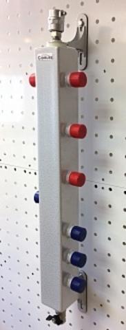 Термогидравлический разделитель - Гидрусс TGR-60-25х3 с креплением