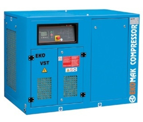 Винтовой компрессор Ekomak EKO 160 QD VST