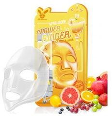 Elizavecca Маска тканевая для лица витаминная - Vita deep power ring mask pack, 23мл