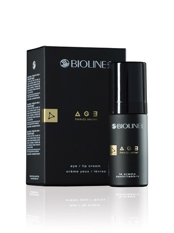 Антивозрастной крем для глаз и губ Bioline 30 мл