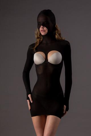 Мини платье-маска Leg Avenue