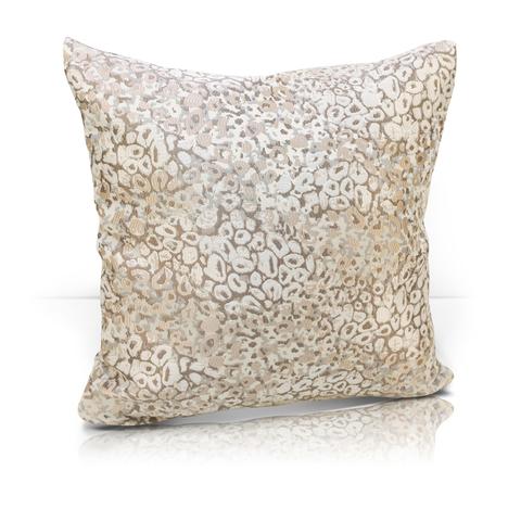 Подушка декоративная Спейс светло-бежевый