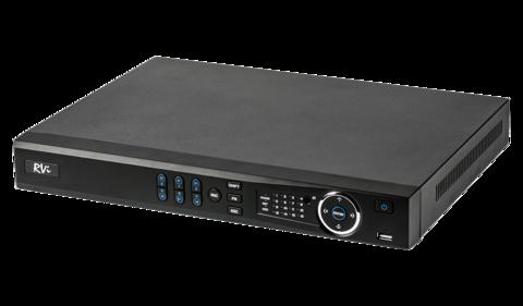 Видеорегистратор RVi-IPN16/2-PRO-4K