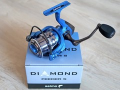 Катушка Salmo Diamond FEEDER 5 5000FD