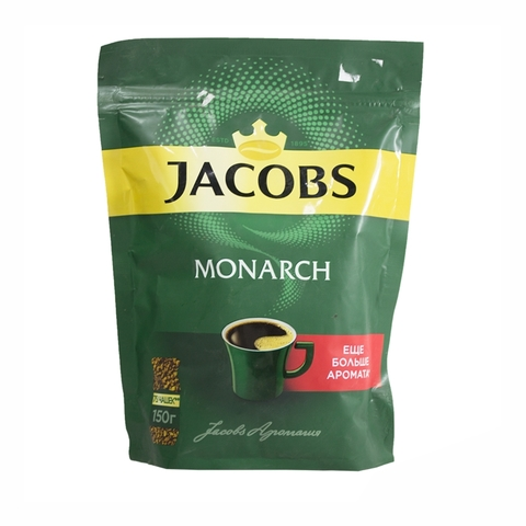 Кофе JACOBS MONARCH 150 гр м/у РОССИЯ