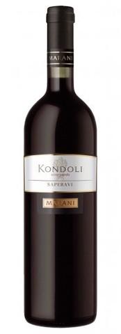 ღვინო საფერავი კონდოლი 0.75ლ
