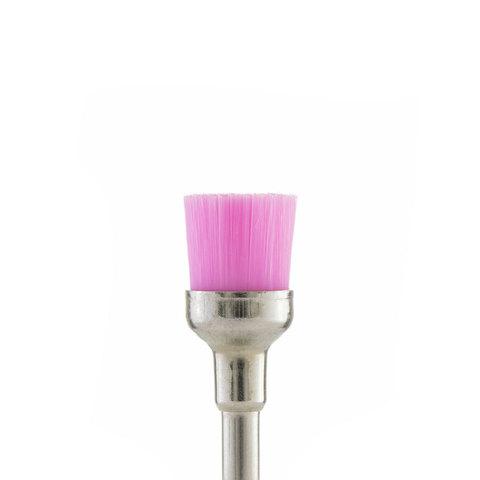 Щетка браш розовая, мягкая
