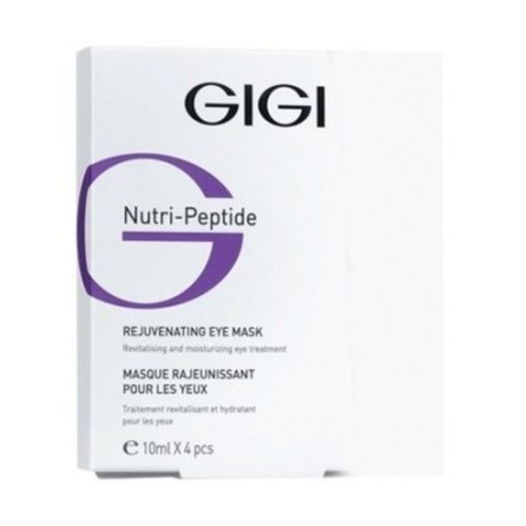 GIGI Nutri-Peptide: Маска-контур пептидная для век (Eye Contur Mask), 4*10мл