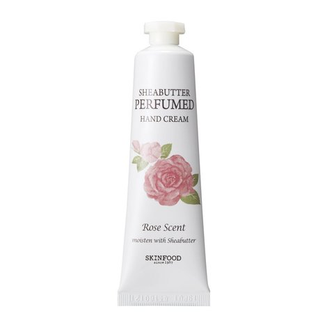 СФ Крем для рук парфюмированый Shea Butter Perfumed Hand Cream (Rose scent) 30мл
