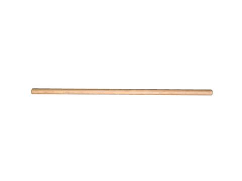 Палка гимнастическая нелакированная. Диаметр 28 мм. Длина 0,9  м,