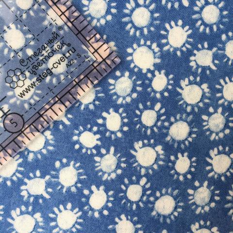 Ткань для пэчворка, хлопок 100% (арт. WF0707)