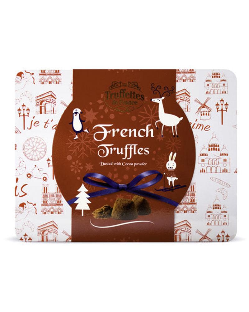 Конфеты Chocmod Трюфели Оригинальные Французское Рождество 500 гр.