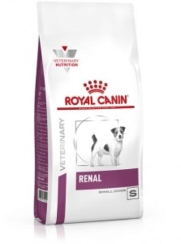 Royal CANIN RENAL SMALL DOG для взрослых собак маленьких пород при хронической почечной недостаточности (1,5 кг)