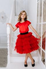 Комплект (юбка+ туника) -