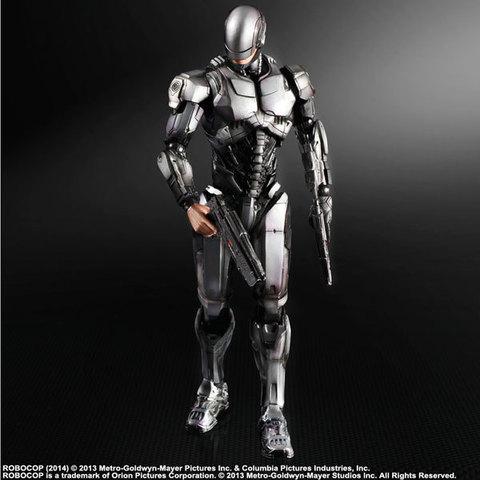 Robocop Play Arts Kai Version 1.0
