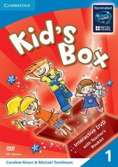 Kid's Box Level 1 Interactive DVD PAL with Teac...