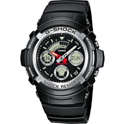 Наручные часы CASIO AW-590-1А